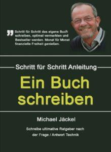 Buchcover – Michael Jäckel: »Ein Buch schreiben…«